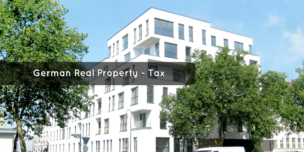 property taxes in Germany 2017