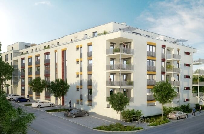 Marvelous Fürth Sonnenlogen II U2013 New Apartments In Germany