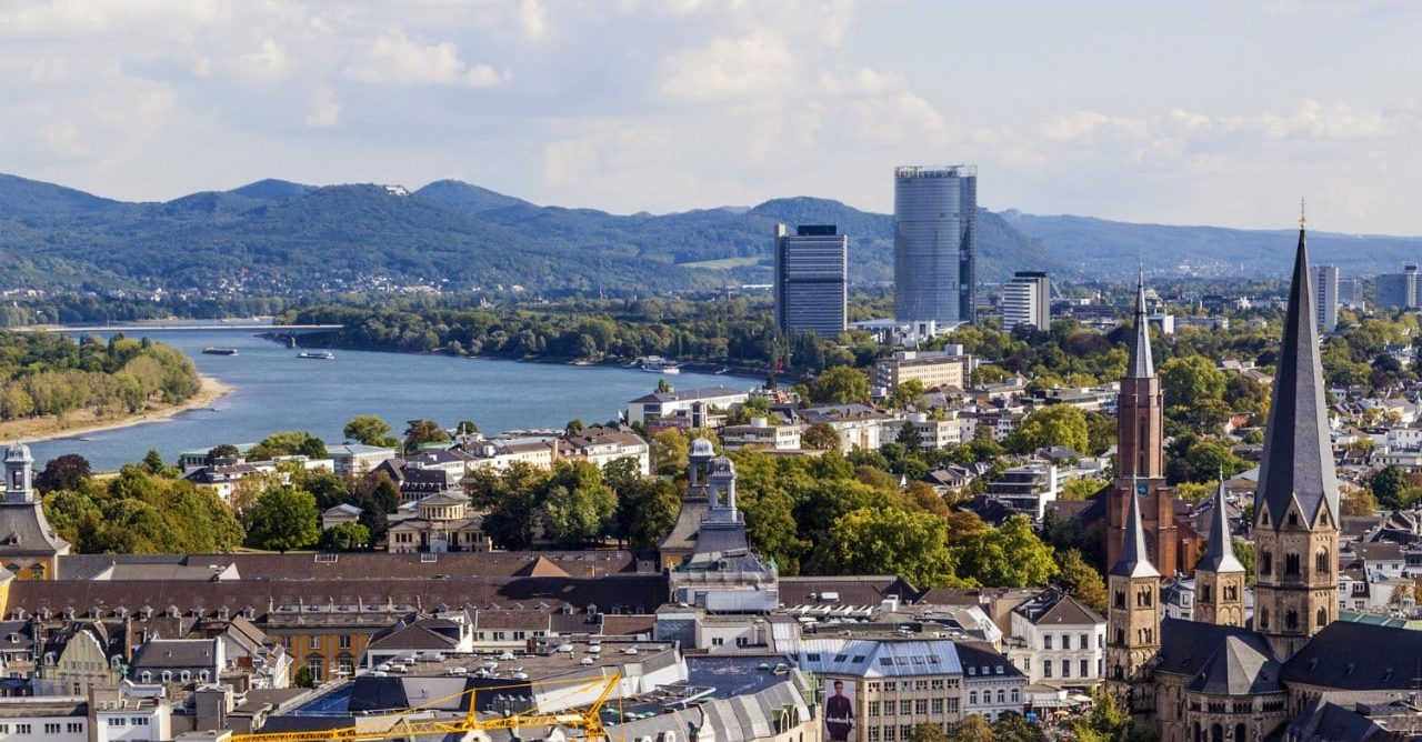 No9_Bonn Ranking of German Cities to buying Investment Property in Germany