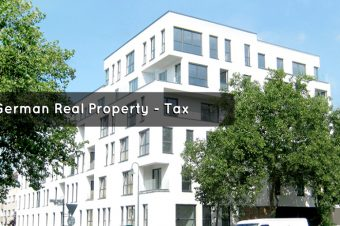 Property Taxes in Germany 2020