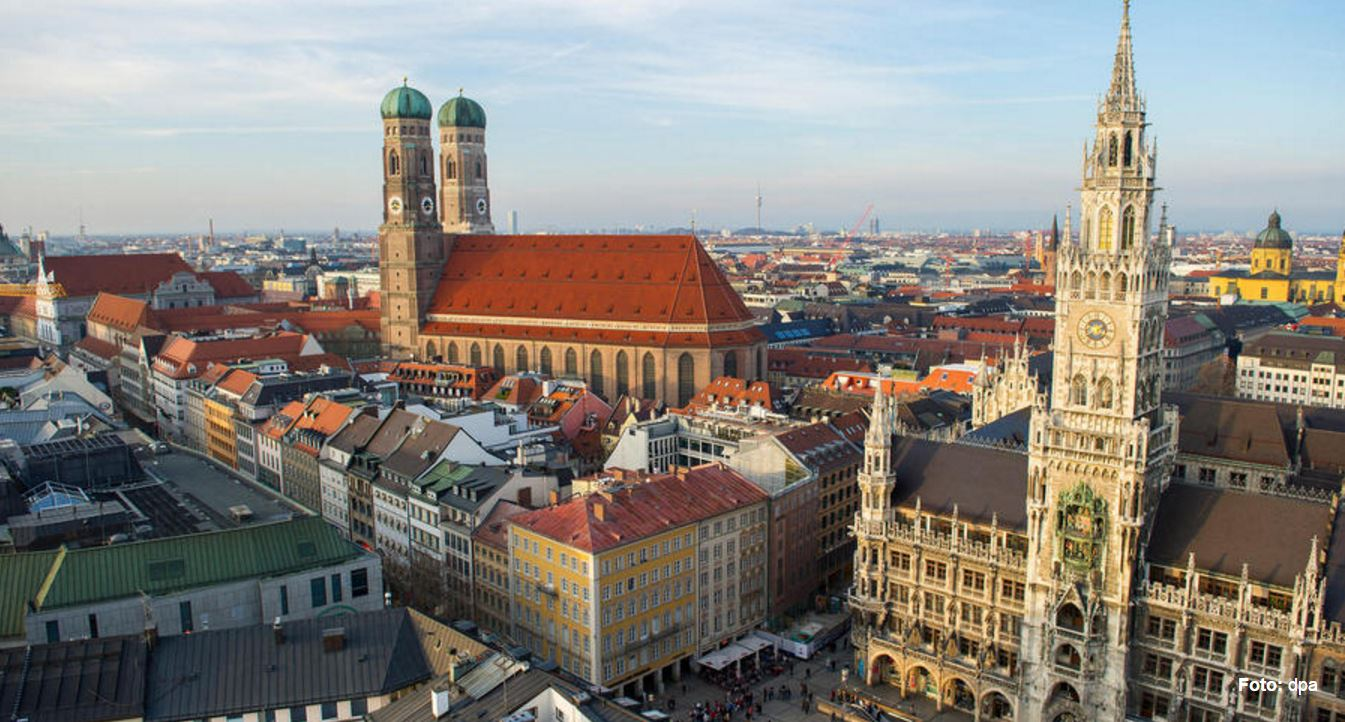 No01_Munich Ranking of German Cities. Best place to buy investment property.