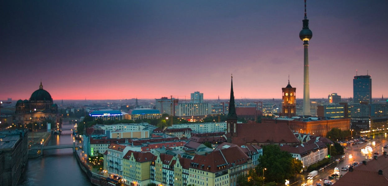 No02_Berlin Ranking of German Cities. Best place to buy investment property.