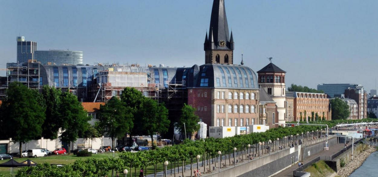 No7_Düsseldorf Ranking of German Cities. Best place to buy investment property.
