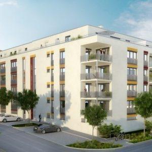 Fürth Sonnenlogen II – New Apartments in Germany